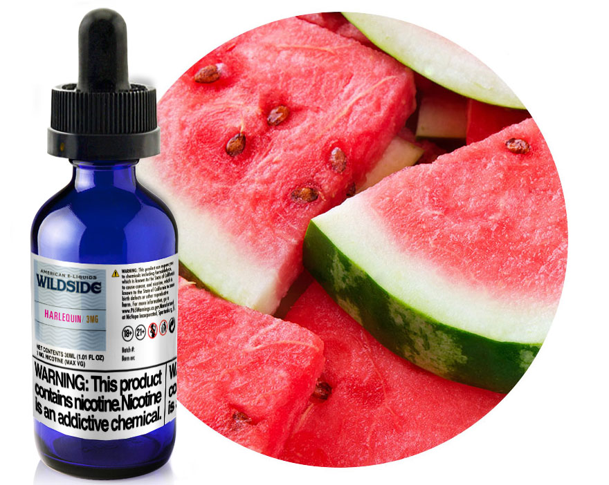 Wildside Harlequin E-Liquid