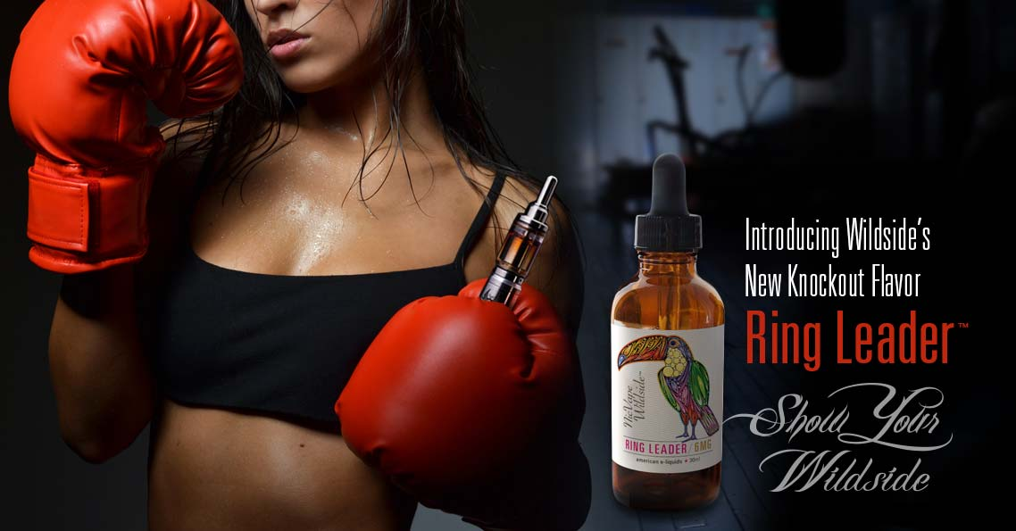 Wildside Ring Leader Premium E-Liquid