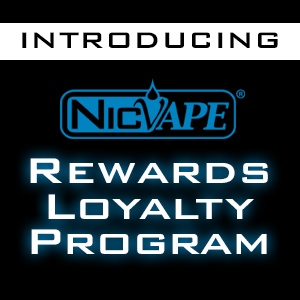 Nicvape Rewards program