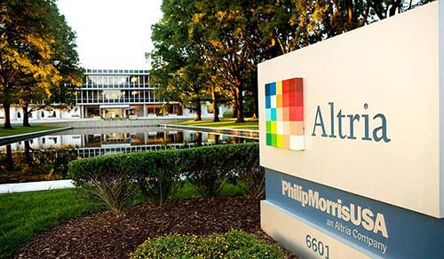 Altria announced layoffs, in attempts to save $300 Million per year, and to enable investing in e-cig markets.