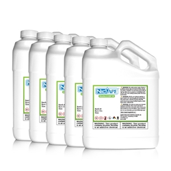 5-Pack | 1 Gallon | Diluted (Liquid) Nicotine