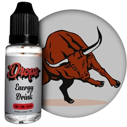 Drops Energy Drink E-Juice NicVape, Drops, eliquid, e-liquid, ejuice, e-juice, energy drink flavored e-liquid, vape juice, red bull eliquid, red bull