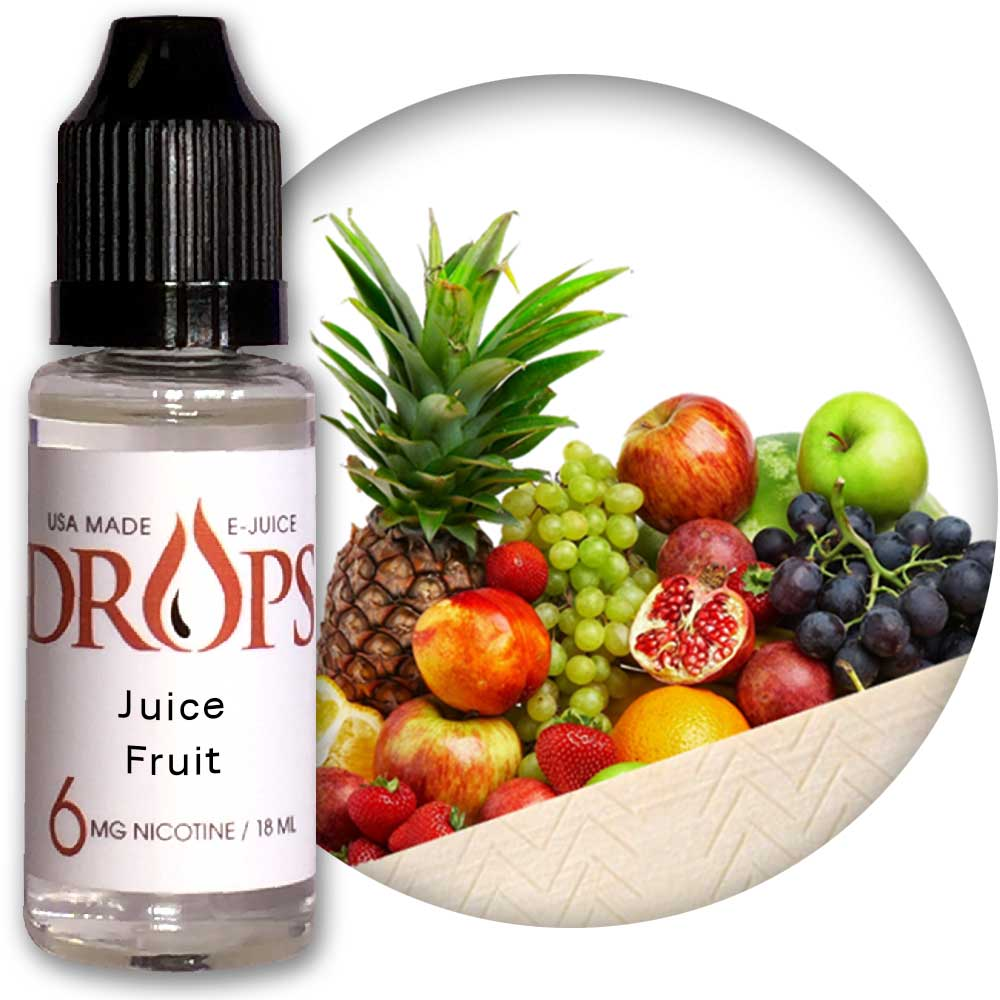 Drops Juice Fruit E-Juice