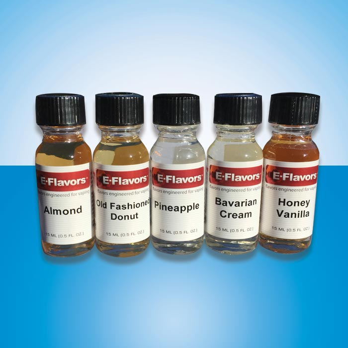 E-Flavors Massive Flavor Concentrates - BOOSTER Pack 1