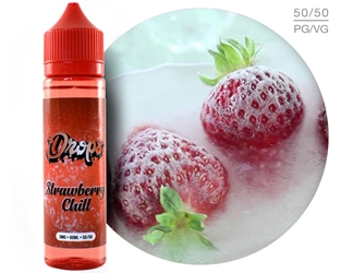 NicVape Heroes | Drops | Strawberry Chill