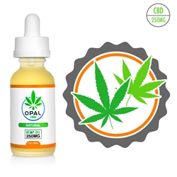 Opal CBD Tincture Opal CBD, tincture, strawberry kiwi banana, natural, peppermint, vanilla, vape juice