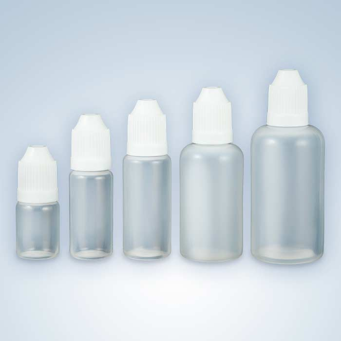 E-Liquid Dropper Bottles - LDPE Plastic - Choose Your Size Dropper Bottle, DIY Bottles, Nicvape DIY
