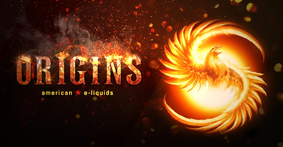 Origins E-Liquid Collection