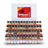 E-Flavors Flavor Concentrates MASSIVE Collection #1